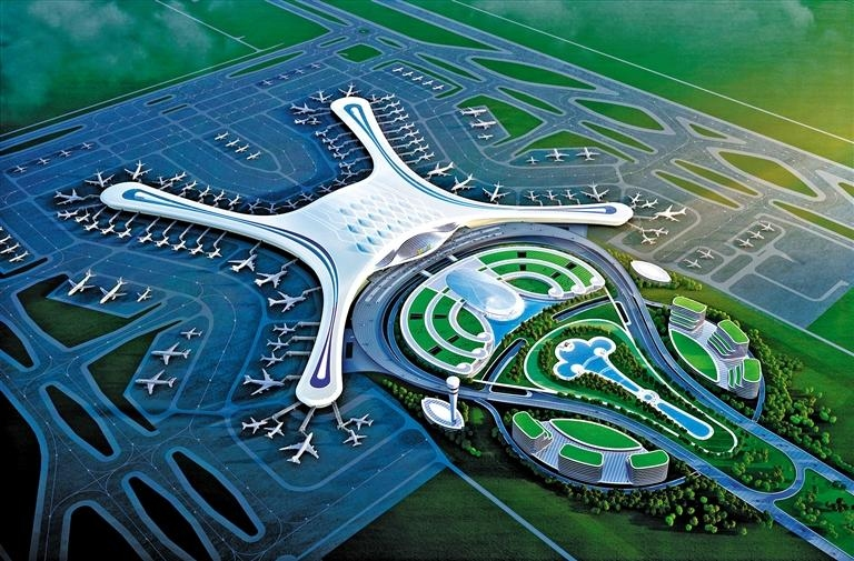 投资334.38亿元 兰州中川机场三期扩建工程初步设计及概算获批