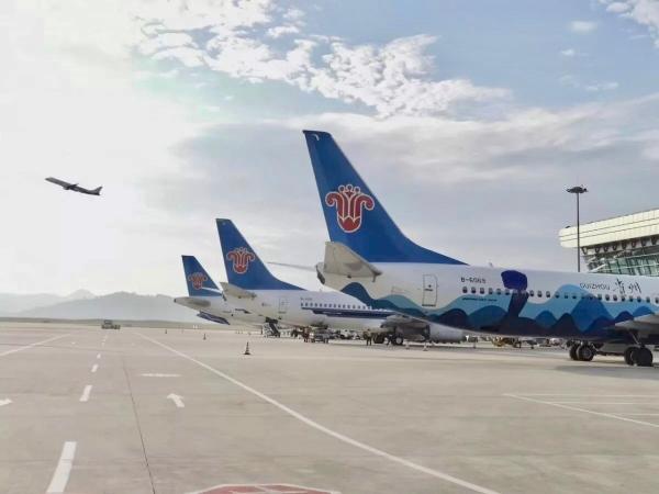 国庆黄金周 南航增加贵阳往返北京、广州、揭阳、泉州航班