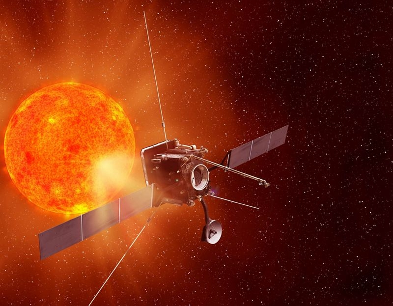 太阳轨道探测器Solar Orbiter在疫情期间保持正常运行