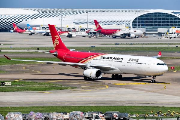 深航新开、恢复多条国内航线 优化服务迎暑运