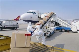 青島機場國內客運恢復超七成 貨運量穩健上揚