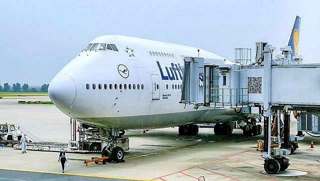 南京—法兰克福航线复航 南京机场近期逐步恢复部分国际航班!