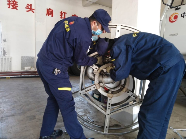中国航油乌兰浩特乘风好政策 降本增效出真招