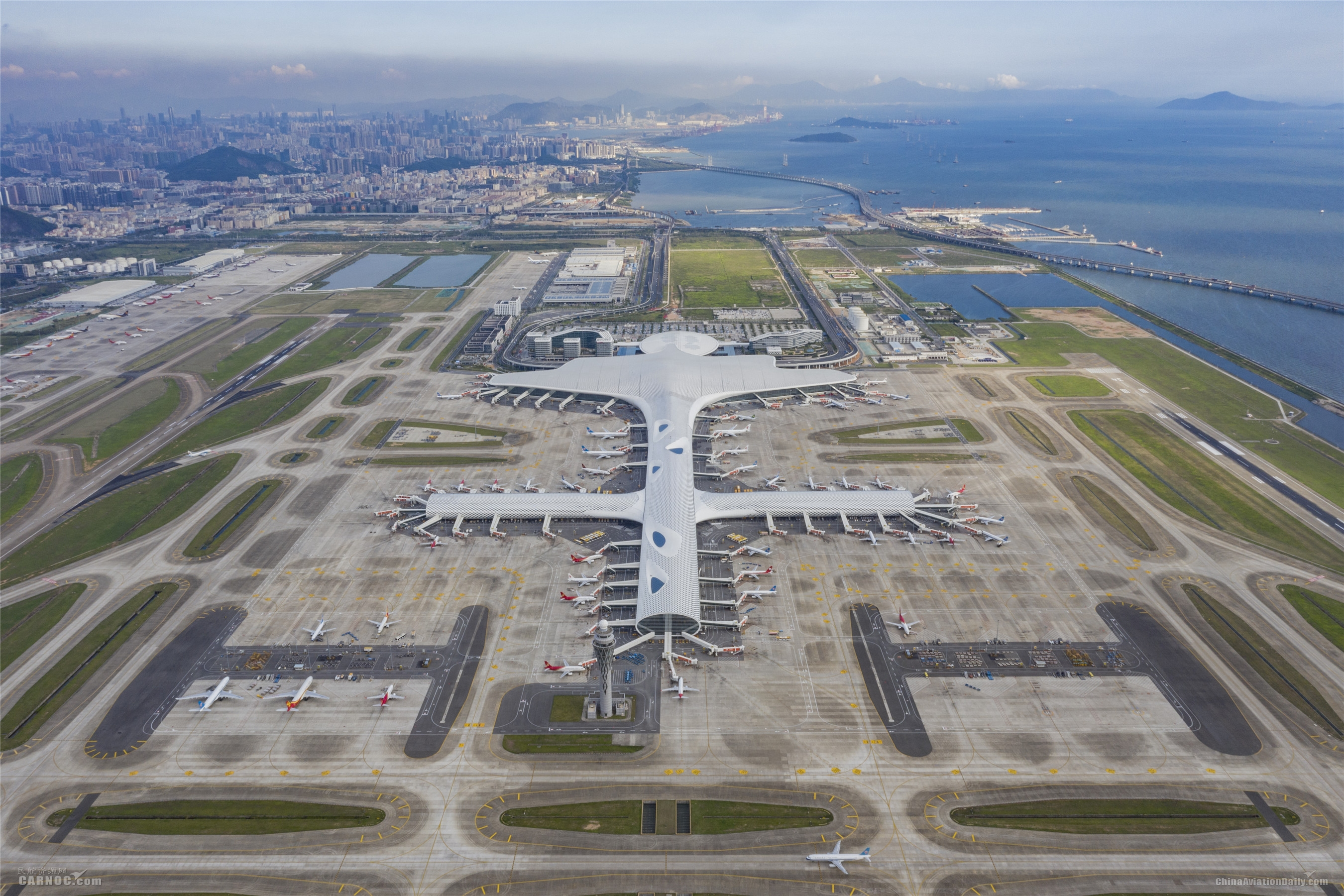 深圳机场高质量推进国际航空枢纽建设 上半年货运业务逆势正增长