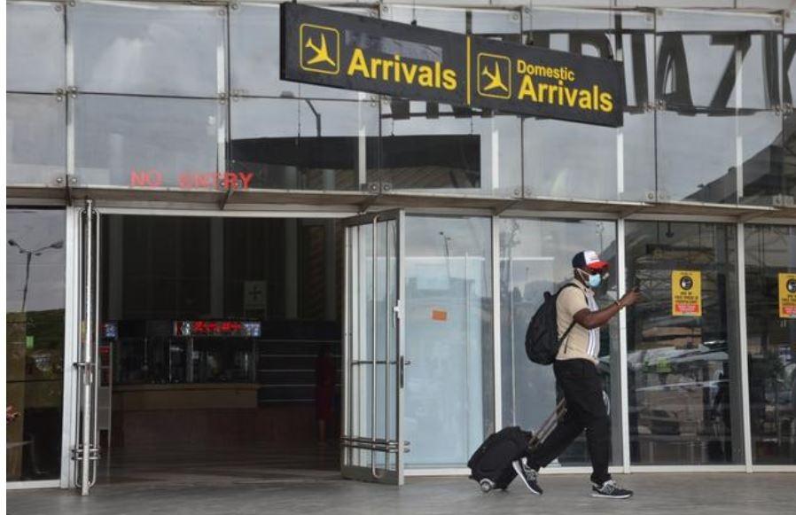 尼日利亚机场恢复国内航班运营