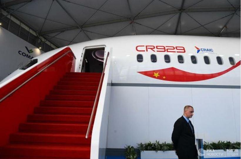 俄媒:中俄联合研发CR929远程客机遇坎坷,双方正寻求折衷方案