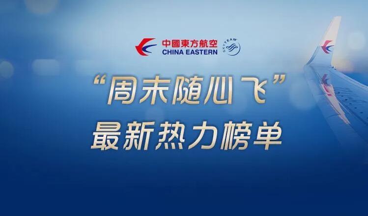 东航随心飞第三个周末:拉萨航线最火 上海为最热目的地