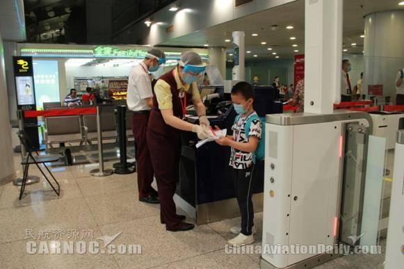 海南航空北京基地全力开展夏季航班保障工作