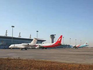 秦皇島機場:新增、加密多條航線 助力旅游市場回暖