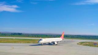 助力旅游業發展  天津航空加密烏魯木齊-阿勒泰往返航線