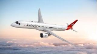 海爾維航空更新與巴航工業簽署的E2系列飛機定單