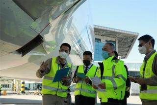空地攜手 通力協作丨河北航空雙機型、全機隊無過站放行運行首月安全平穩