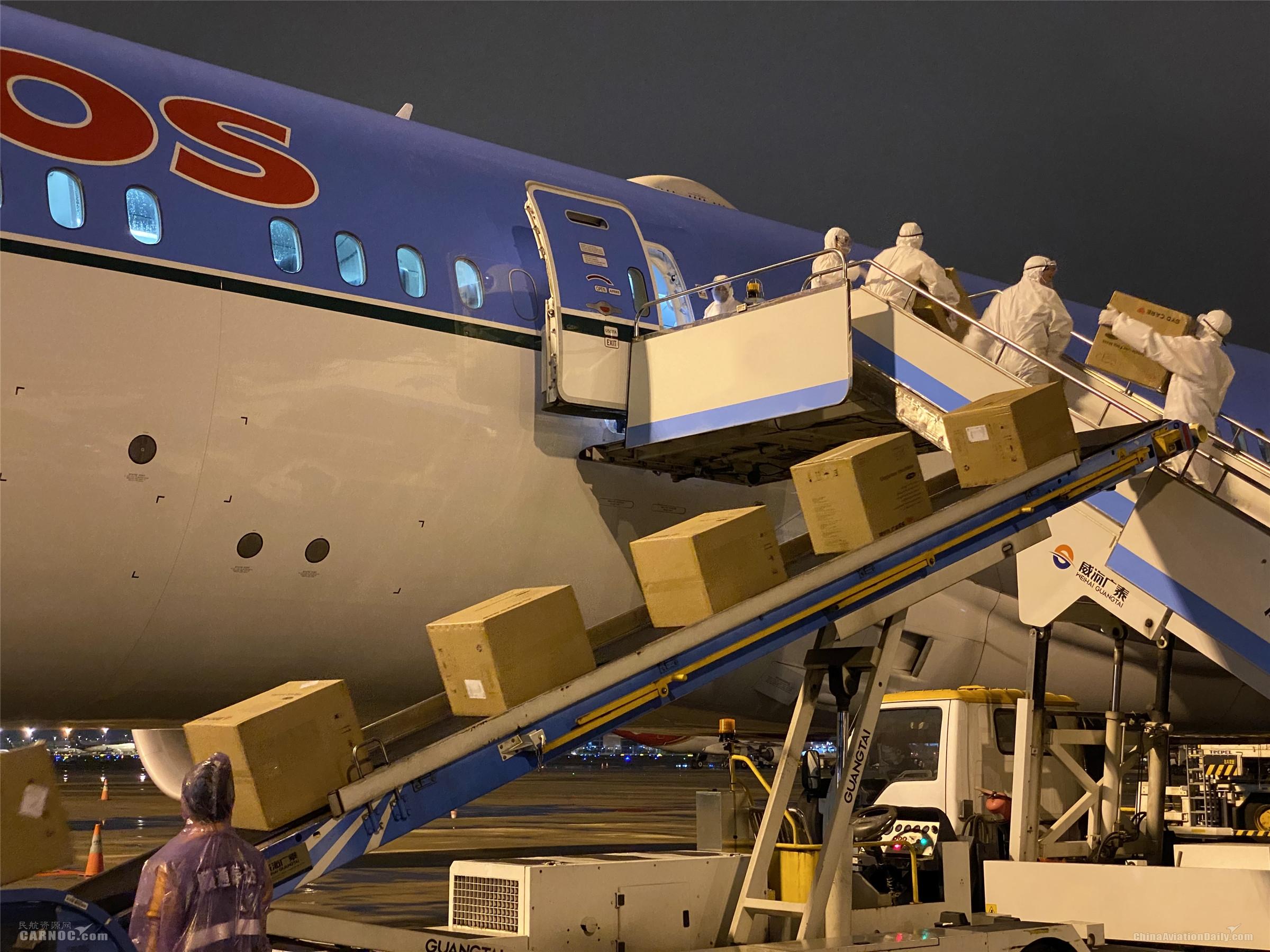 深圳机场上半年货运量和单月国际货运增速均创新高