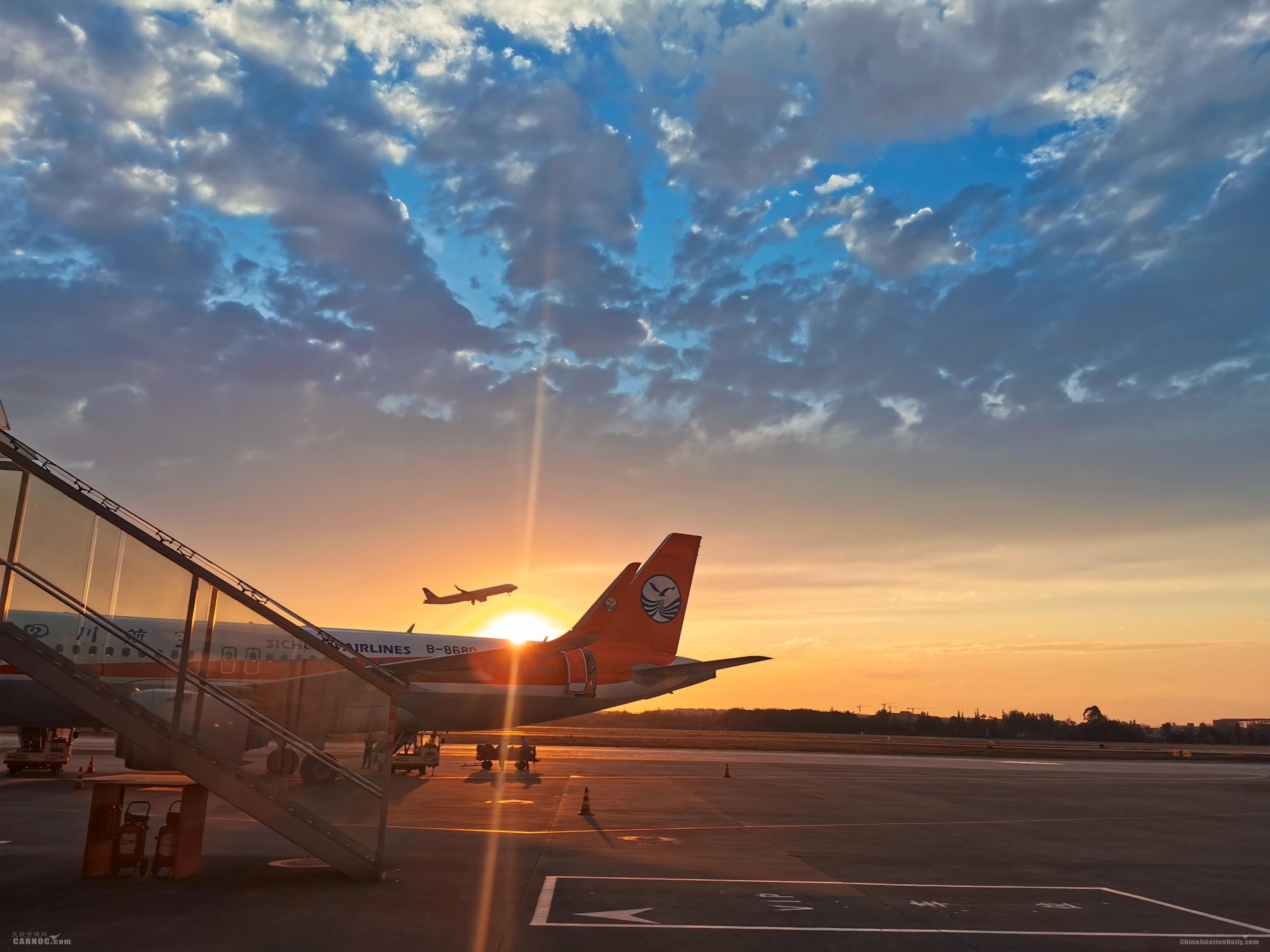 四川航空計劃新增多條國內航線