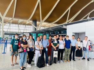 國內跨省游重啟 上海旅游首發團今赴松原
