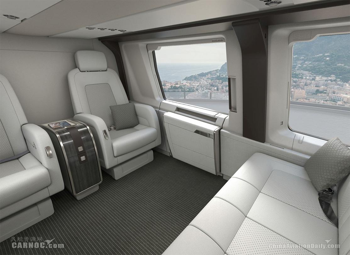 意大利订单彰显空客ACH160的持续成功      空客供图
