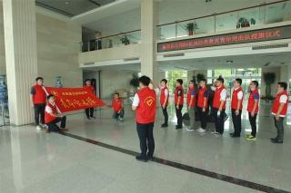 江西機場集團成立防汛救災青年突擊隊