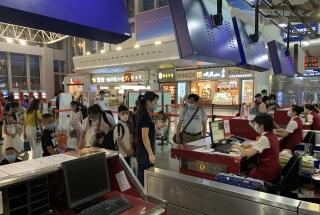 川航地服新舉措讓旅客便捷出行
