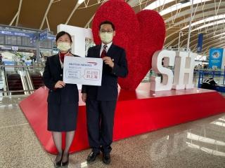 英國航空8月9日恢復倫敦-上海航線 每周兩班