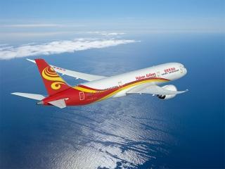 海南航空安慶至北京及??诤骄€推出優惠價 往返北京700往返???00