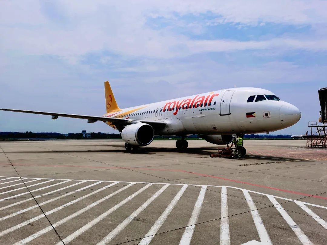 苏南硕放机场正式恢复国际定期客运航班