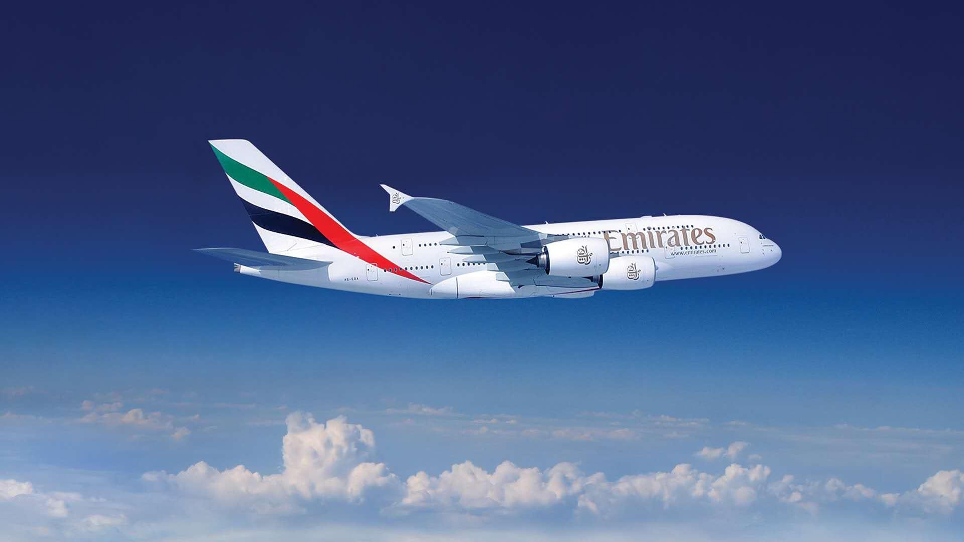 首家!阿联酋航空为其乘客支付新冠相关医疗费用