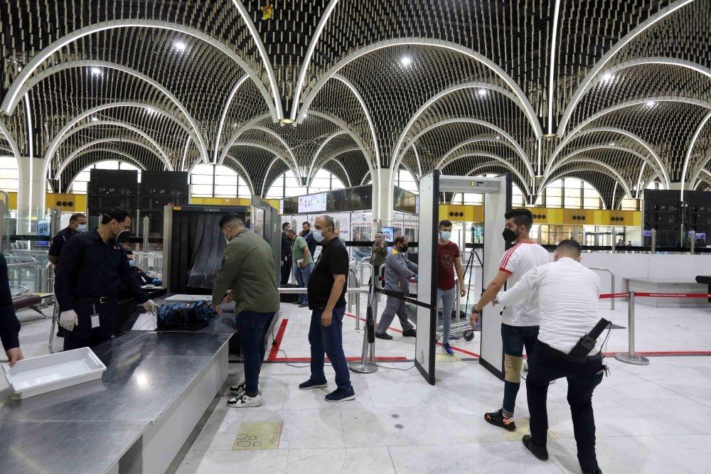 伊拉克多个机场重新投入运行