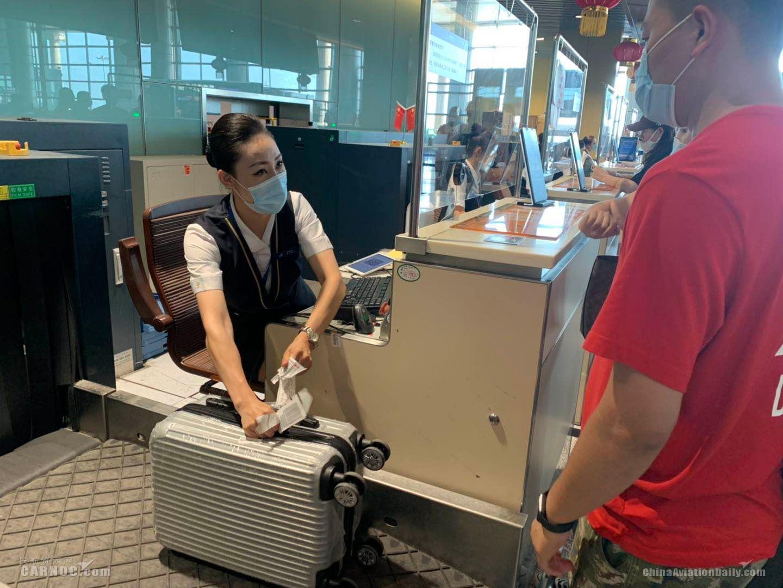 迎接暑运 南航黑龙江始发航线运力恢复至去年同期85%
