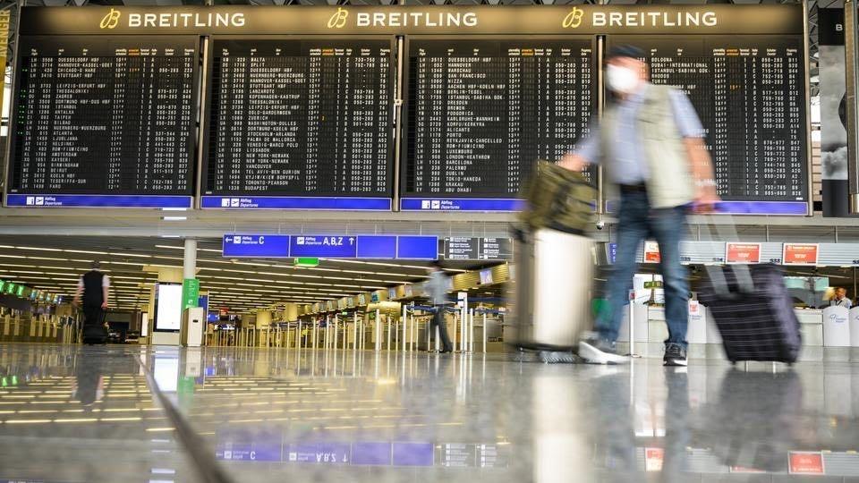 德国决定在机场设置新冠病毒检测点