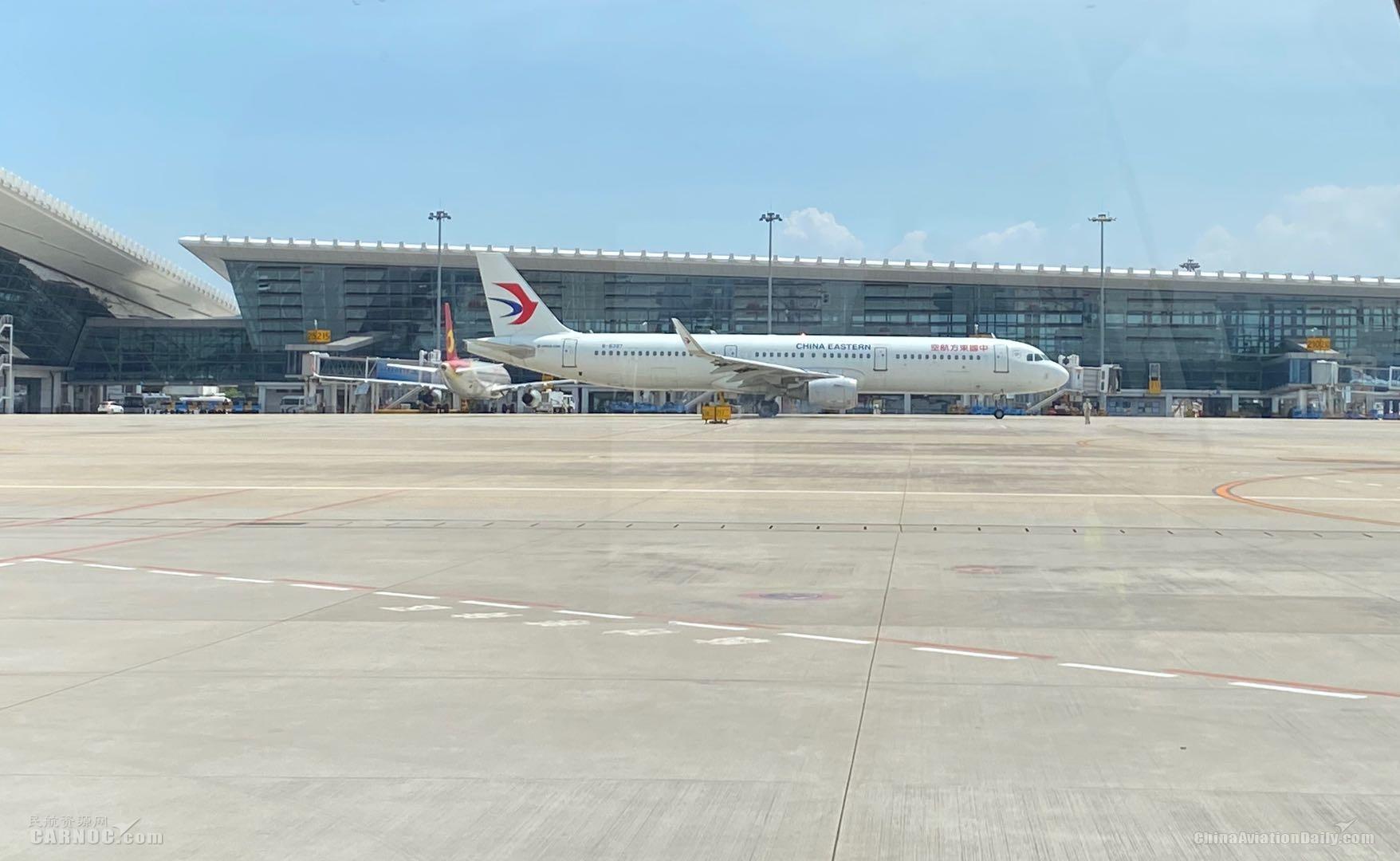 东航厦门分公司正式成立 计划到2025年投入40架飞机