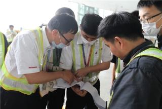 东航技术全力做好防汛防台工作