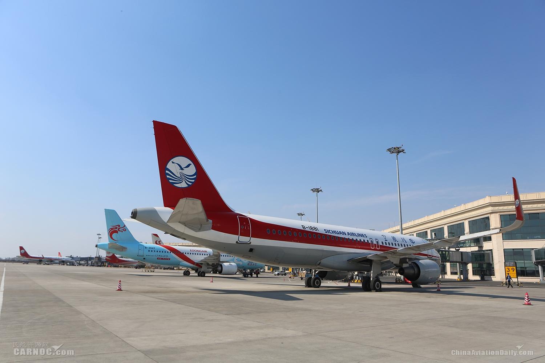 哈尔滨机场单日旅客吞吐量首次突破5万人次