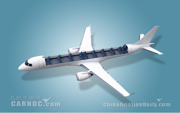 巴航工业为商用飞机开发客舱货运改装方案