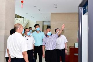 东北空管局局长陈友平到黑龙江分局开展调研工作