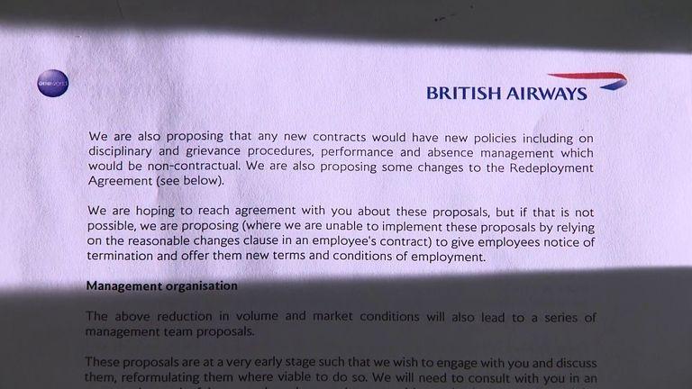 英航欲裁员降薪 工会威胁将举行罢工