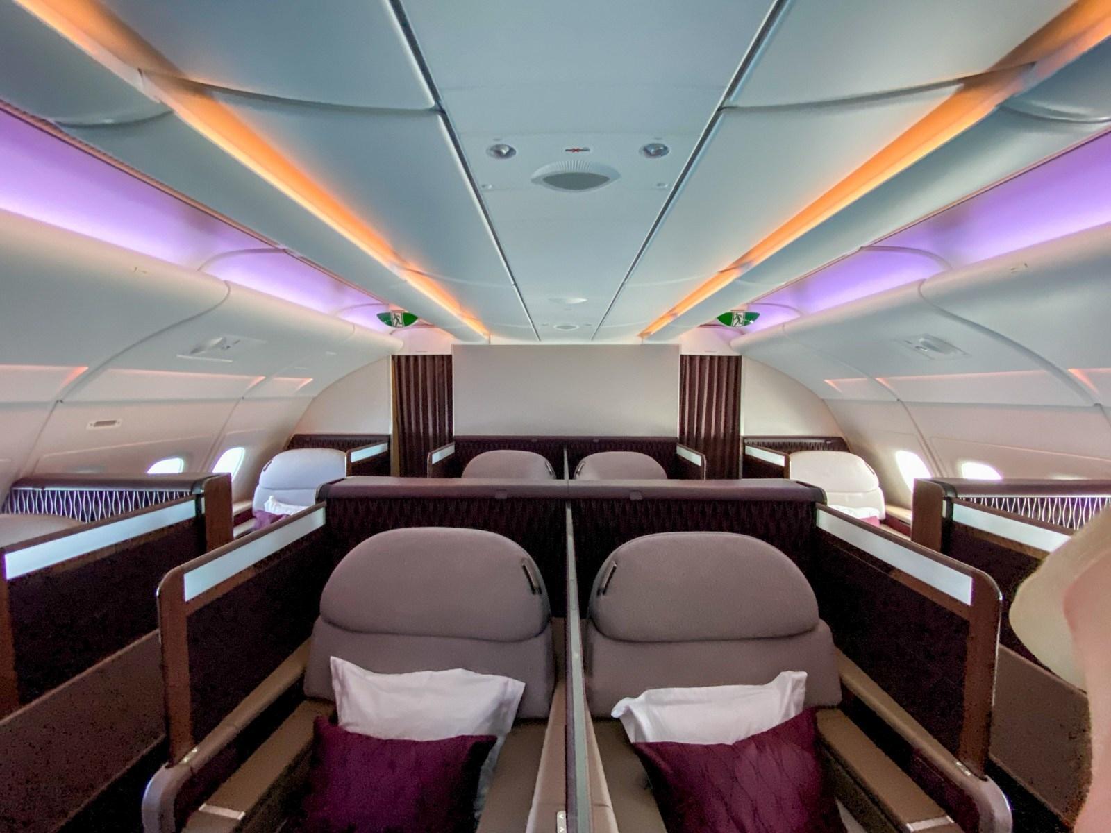 卡航A380头等舱