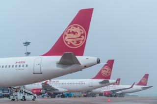 吉祥航空南京进出港国内航班转场T1航站楼运行