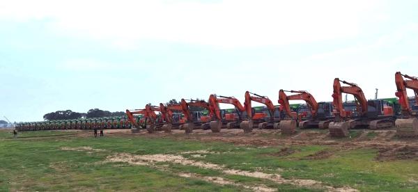 呼和浩特新机场步入全面建设新阶段 中航油内蒙古助力在线