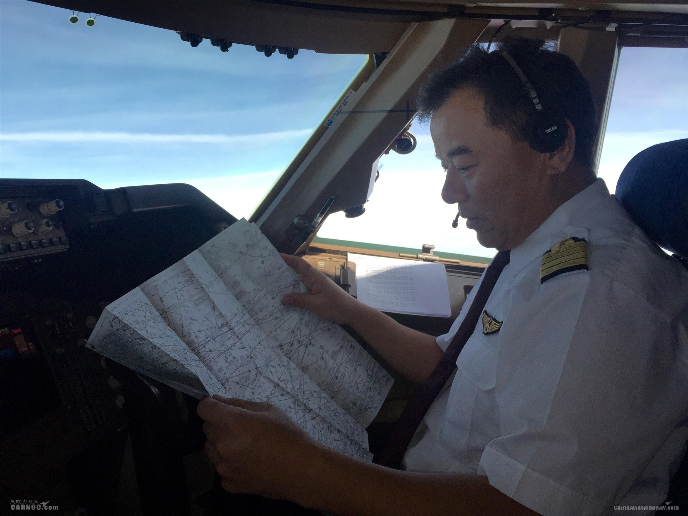 东航张吕林:从战斗机到全货机,每次飞行都是一份承诺与责任