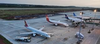 衡阳南岳机场7月份运送旅客80546人次