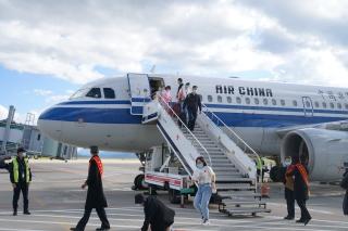 九寨黄龙机场恢复北京—九寨往返航线