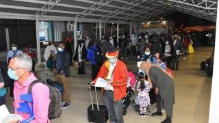 非洲多国重启机场恢复航班运营