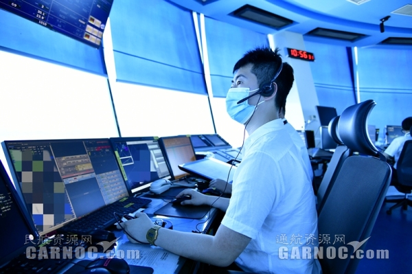 黑龙江空管分局单日保障哈尔滨本场起降405架次 航班量恢复至疫前平均水平