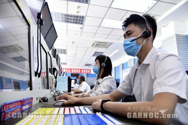 黑龙江空管分局单日保障哈尔滨本场起降405架次航班量恢复至疫前平均水平