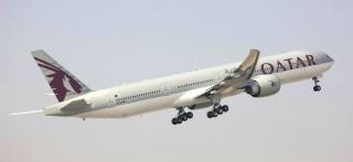 卡航执行三架往返中国和中东地区的包机航班
