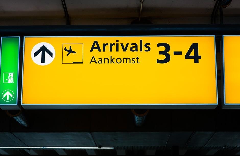 史基浦机场设立COVID-19检测中心 专为来自高风险地区旅客服务
