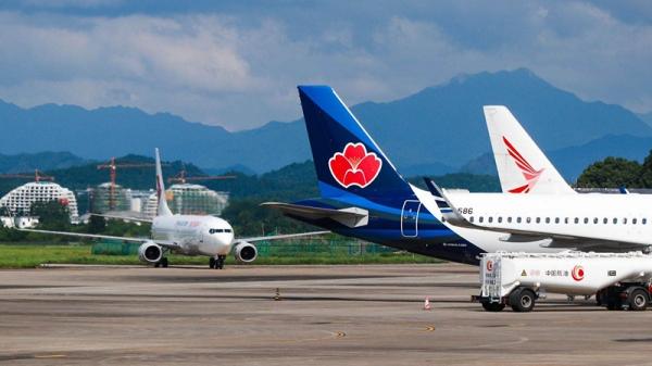 跨省团队游恢复,黄山机场新增恢复多条航线