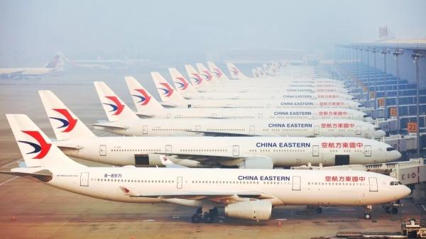 暑期东航在山东省始发航班量环比增加25%