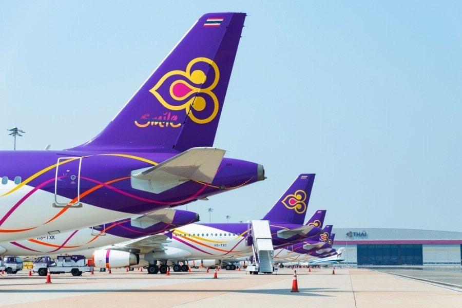 泰航空上半年严重亏损 总负债超750亿人民币