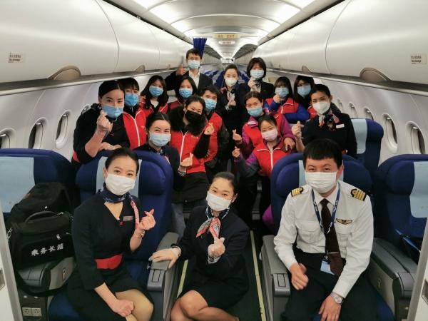 东航江西分公司实现安全飞行31周年